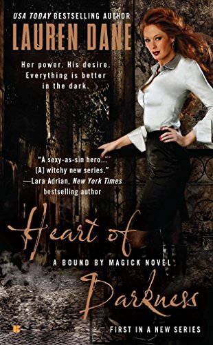 Heart of Darkness (A Bound By Magick Novel) 0425244512 Book Cover