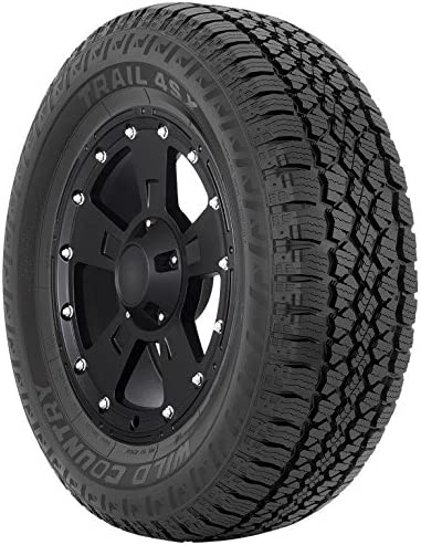 Multi Mile Wild Country Trail 4SX Radial - Very popular Ranking TOP2 LT28 All-Terrain Tire