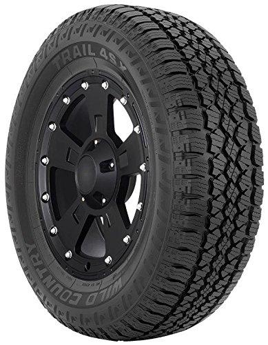 Multi Mile Wild Country Trail 4SX All-Terrain Radial Tire - LT245/75R17 121S