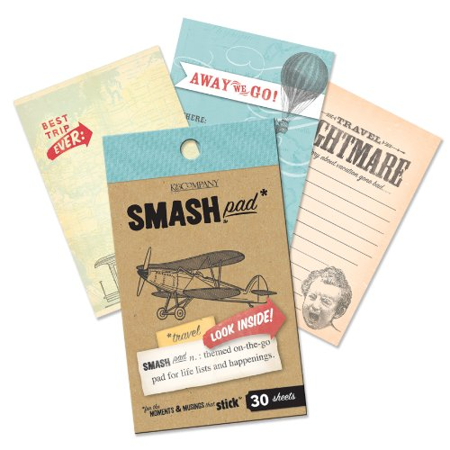 SMASH Book Travel Pad