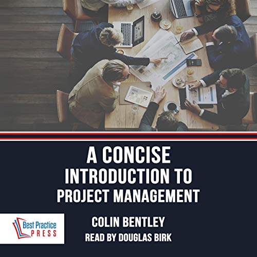 A Concise Introduction to Project Management Titelbild