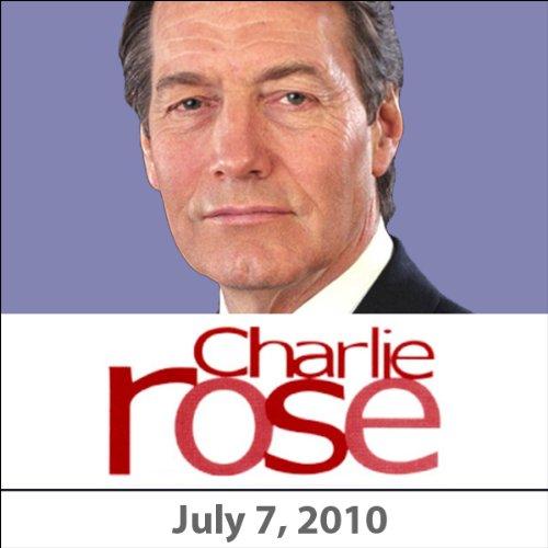 Charlie Rose: David Mamet and Joan Rivers, July 7, 2010 cover art