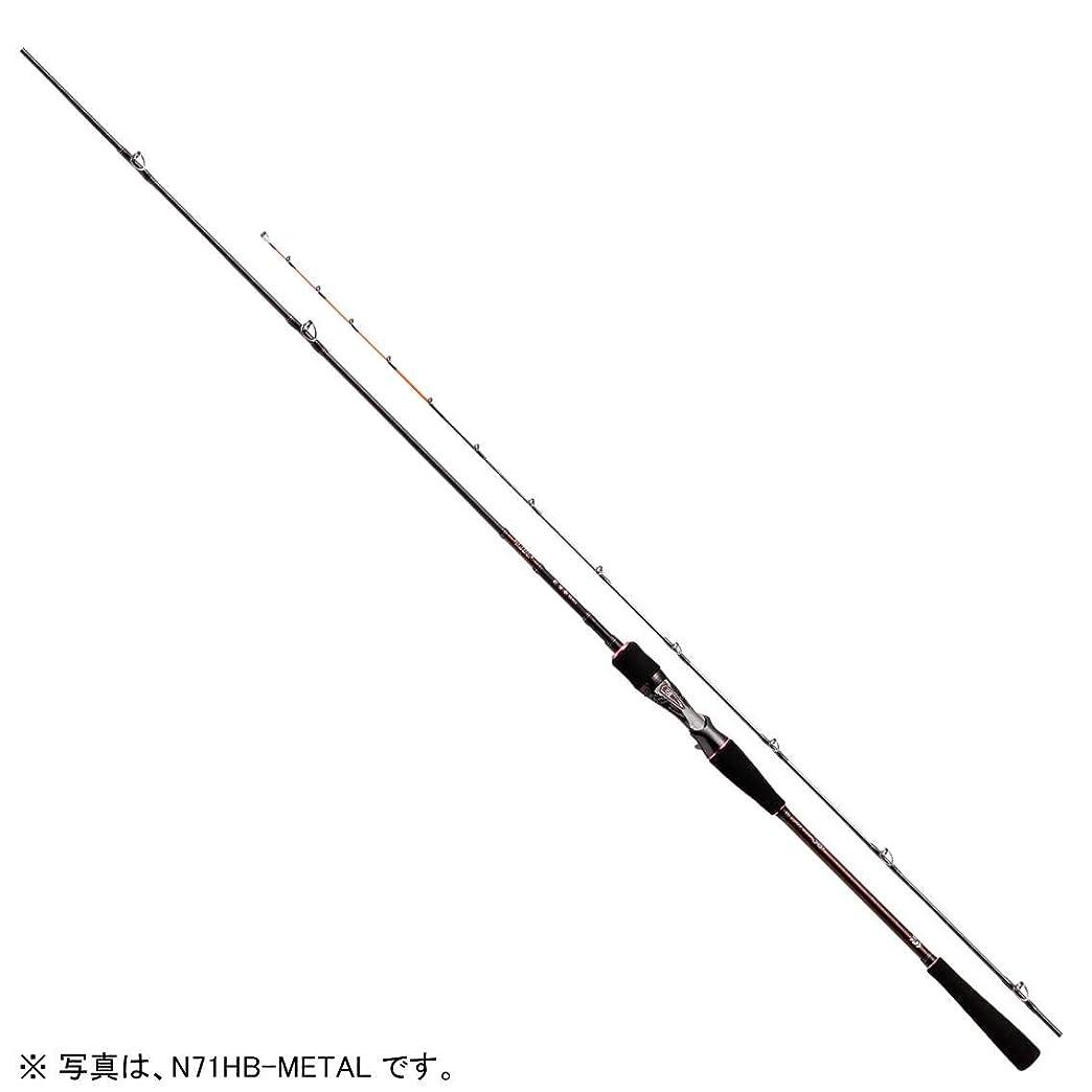 ライオン続けるたまにダイワ(Daiwa) タイラバロッド ベイト 紅牙 AIR N69MHB-METAL 釣り竿
