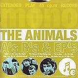 A's B's & EP's von The Animals