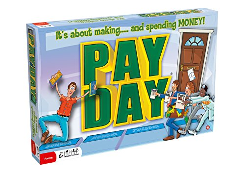 Winning Moves Payday Brettspiel