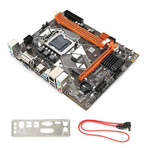 Placa de som de 6 canais estável profissional Gigabit, placa mãe de computador de alta eficiência, USB 3.0 para Office Home