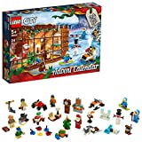LEGO City Town - Calendario de Adviento 2019, Set con 24 Juguetes de...