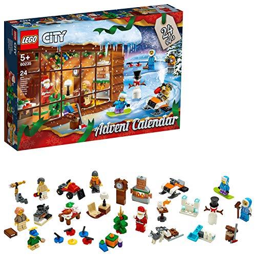 LEGO City - Le Calendrier de l'Avent LEGO City, 5 ans et Plu