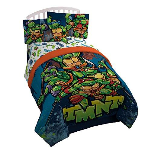 ninja turtle blanket queen - 3
