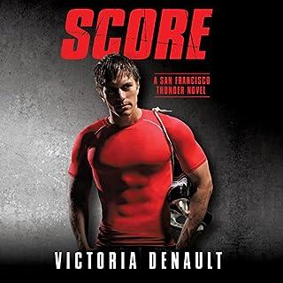 Score audiobook cover art