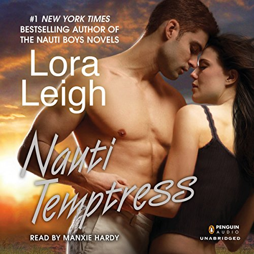 Nauti Temptress audiobook cover art