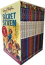 Secret Seven Complete Library Enid Blyton Collection 16 Books Bundle (The Secret Seven, Secret Seven Adventure, Well Done,...