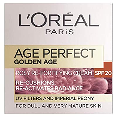 L'Oreal Paris Age Perfect Golden Age Day Cream SPF 20, 50ml