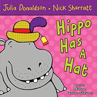 Couverture de Hippo Has a Hat