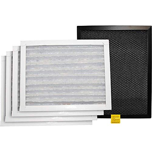 Thermastor Santa Fe Compact Replacement MERV 8 Filter Set (4030421)