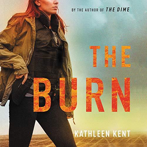 Couverture de The Burn