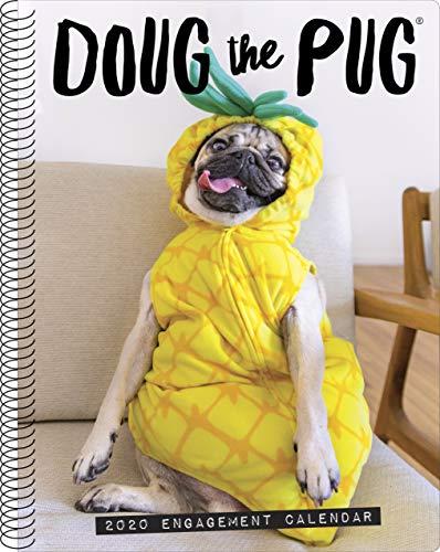 Doug the Pug 2020 Engagement Calendar (Dog Breed Calendar)