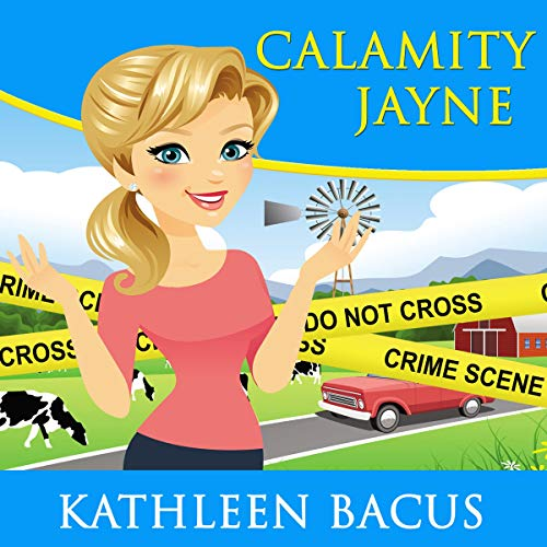 Calamity Jayne cover art