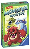 Ravensburger 23428 - Monster Wanted - Kinderspiel/ Reisespiel