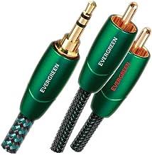 AudioQuest - Evergreen Mini-to-RCA 2.0m