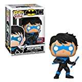 POP Funko Batman 364 Nightwing 2020 Fall Convention Limited Edition...