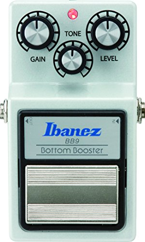 Ibanez BB9 Big Bottom Boost Effects Pedal