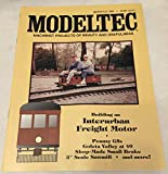 Modeltec: Machinist Projects of Beauty and Usefulness (Vol. 12 No. 11, March 1996)