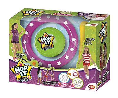 Bizak- Hop It Diversion 3 En 1, (35007529)