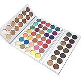 Beauty Glazed 63 couleurs ombre à paupières Shimmer Matte Glitter fards à...
