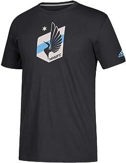 adidas Minnesota United FC Locker Room Tee Squad Logo Tshirt