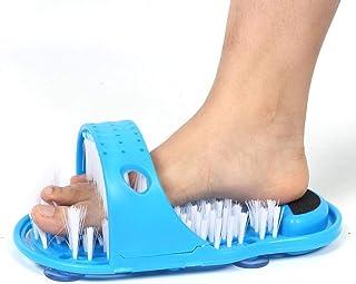 Bathroom Slipper, Reasonable Foot Cleaning Brush, Massage Slipper, for Massage for Shower