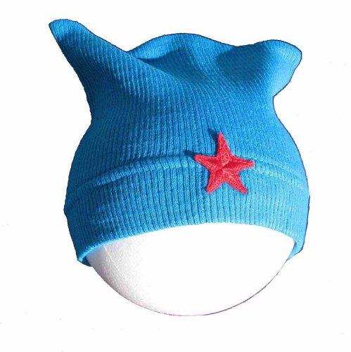 Kik-Kid Bonnet pour bébé Turquoise 0-2 mois / 50-56