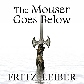 The Mouser Goes Below audiobook cover art
