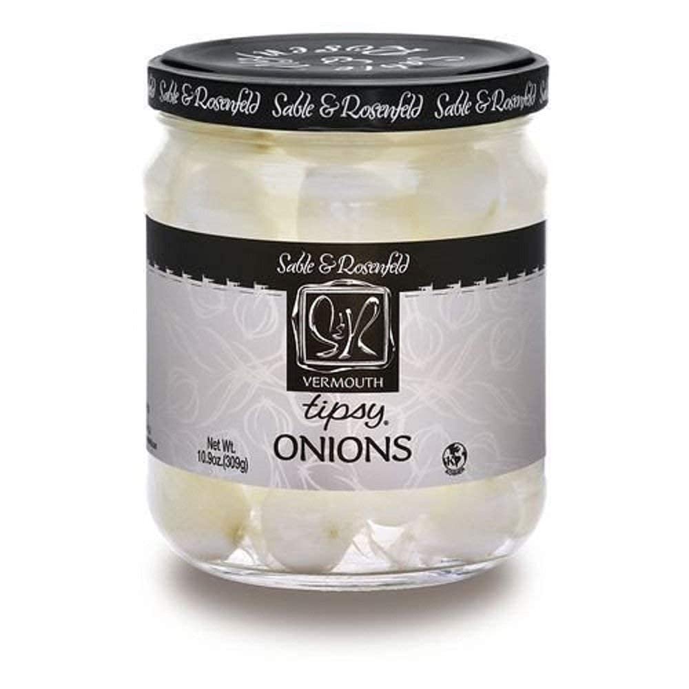 Sable Rosenfeld Tipsy Onions - 10.9 OF 2 Cheap bargain PACK Jars Ranking TOP18 Oz Two