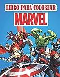 Marvel Libro Para Colorear: Dibujos para colorear de MARVEL para niños y niñas: páginas nuevas y más recientes de alta calidad y premium.
