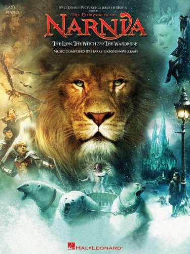 THE CHRONICLES OF NARNIA - arrangiert für Klavier [Noten/Sheetmusic] Komponist : GREGSON WILLIAMS HARRY
