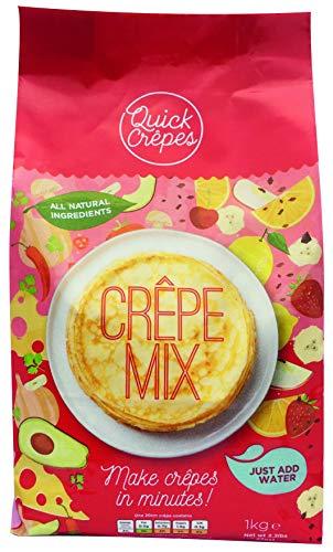 Award-Winning Luxury Crepe Mix, just add Water to Make Perfect Thin and...