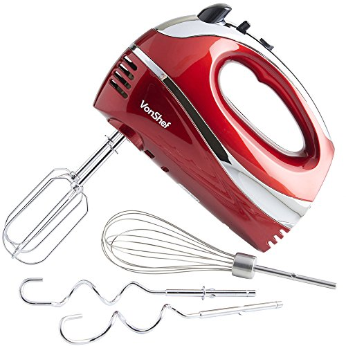 Image of VonShef Electric Hand Mixer...: Bestviewsreviews