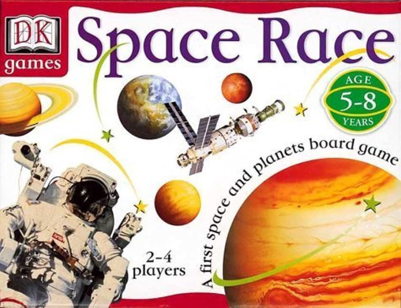 DK Games  Space Race by DK Publishing (20000601)