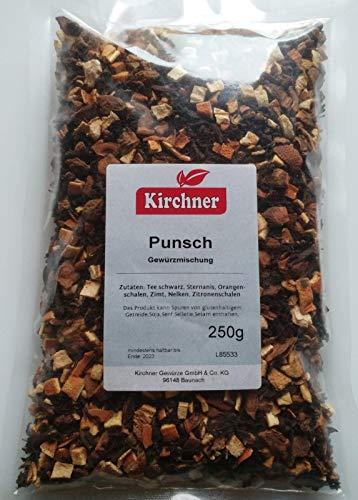 Kirchner Gewürze - Punschgewürz - Beutel 250 g - 49699
