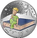 Power Coin Little Prince Book Principito 75 Aniversario Moneda Plata 10€ France 2021