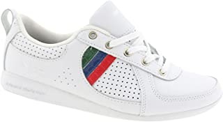 Creative Recreation Womens Galow (White/red/Blue/Green/cr)