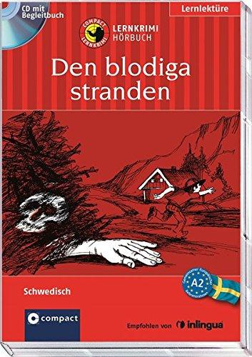 Den blodiga stranden: Schwedisch A2 (Compact Lernkrimi Hörbuch)