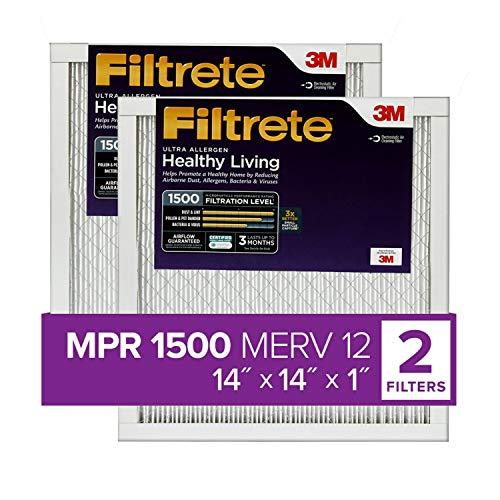 3m air filters 14x14x1 - 1