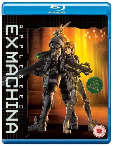 Appleseed Saga: Ex Machina [Blu-ray] [UK Import]