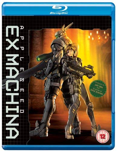 Appleseed Saga: Ex Machina [Blu-ray] [UK Import]