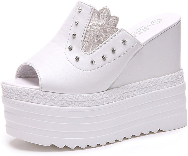 KemeKiss Women Cross Strap Sandals shoes Zipper