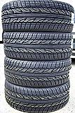 Set of 4 (FOUR) Haida Racing HD921 Performance Radial Tires-195/45R15 78V