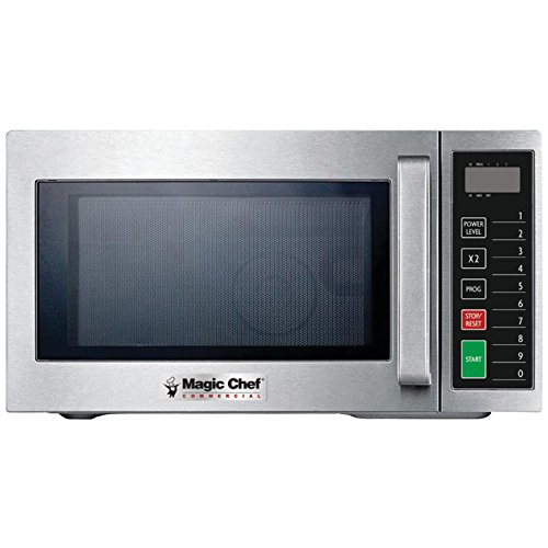 MAGIC CHEF Commercial Microwave 0.9 cu ft / MCCM910ST /