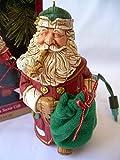 Santa's Secret Gift 1997 Hallmark Ornament QLX7455